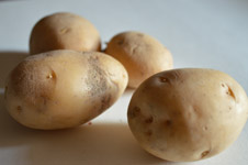 Potato Bunch - Public Domain Pictures