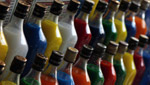 3303-colored-liquid-bottles-2 - Public Domain Pictures
