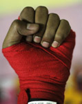 Hand Boxing Boxer - Public Domain Pictures