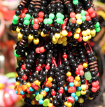 Street Vendor Beads - Public Domain Pictures