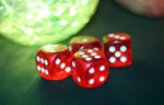 Dice Gambling - Public Domain Pictures