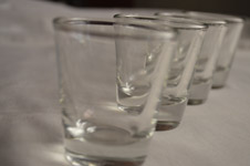 345-shot-glasses-closeup - Public Domain Pictures