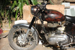 Old Bike 3 - Public Domain Pictures