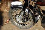 Old Bike Wheels - Public Domain Pictures