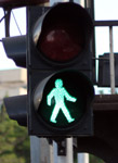 Walk Sign Traffic Signal - Public Domain Pictures