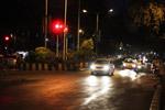 Mumbai Night Traffic - Public Domain Pictures