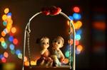 Cute Romance - Public Domain Pictures