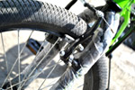 Bicycle Closeup - Public Domain Pictures