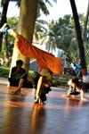 Dance On Head - Public Domain Pictures