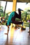 Dancing Practise Man - Public Domain Pictures
