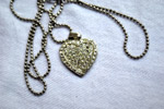Heart Pendant - Public Domain Pictures