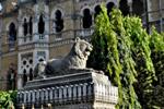 Lion Statue - Public Domain Pictures