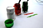 Painting Colors - Public Domain Pictures