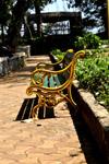 Park Bench - Public Domain Pictures
