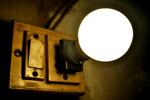 Antique Switch Board Light Bulb - Public Domain Pictures