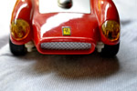 Red Color Toy Car - Public Domain Pictures