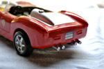 Toy Car Back - Public Domain Pictures