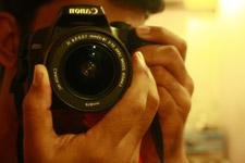 Cameraman Mirror - Public Domain Pictures