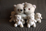 Teddy Bear Happy Family - Public Domain Pictures