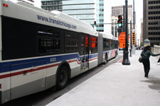 Chicago City Usa Bus - Public Domain Pictures