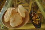 Indian Food Puris Hot - Public Domain Pictures