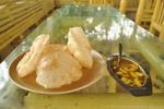 Indian Food Puris Vegetables - Public Domain Pictures