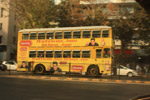 Double Decker Bus Mumbai - Public Domain Pictures