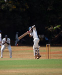Batsman Shot Playing - Public Domain Pictures