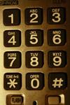 402-cordless-phone-buttons-closeup - Public Domain Pictures