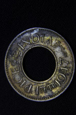 Coin With Hole India - Public Domain Pictures