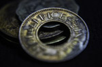 Coin With Hole - Public Domain Pictures