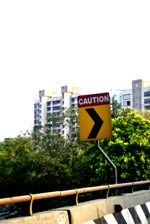 Caution Sign - Public Domain Pictures