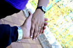 Couple Holding Hands - Public Domain Pictures