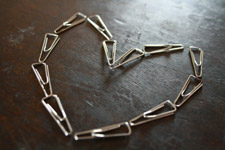 Heart Made With Pins - Public Domain Pictures
