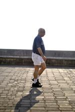 Walking Exercise Man - Public Domain Pictures
