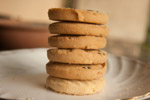 Cookies Stack Plate - Public Domain Pictures