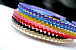Hairbands Colorful - Public Domain Pictures