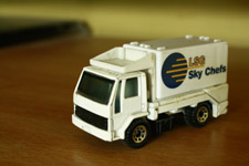 438-toy-truck-airplane-food - Public Domain Pictures