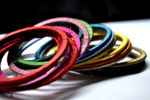 Rings Colorful - Public Domain Pictures