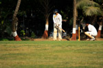 Batsman Wicketkeeper - Public Domain Pictures