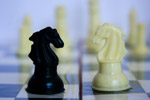 Chess Board - Public Domain Pictures