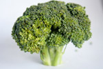Broccoli Single - Public Domain Pictures