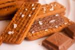 Chocolate Cream Biscuits - Public Domain Pictures