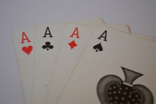 All Aces - Public Domain Pictures