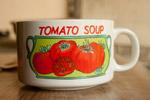 Tomato Soup Cup - Public Domain Pictures