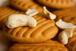 Biscuits Cookies Cashews - Public Domain Pictures