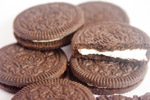 Cream Chocolate Biscuits - Public Domain Pictures