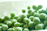 Green Frozen Peas - Public Domain Pictures