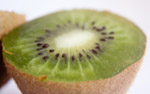 Kiwi Cut Closeup - Public Domain Pictures