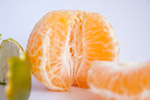 Orange Fruit Open - Public Domain Pictures